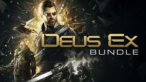 Deus Ex Bundle, 2 juegos desde 1,79€ [STEAM]