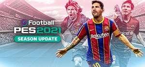 eFootball PES 2021 Steam Season Update