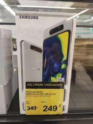 Samsung Galaxy A80 de 8GB/128GB en Carrefour San Sebastián de los Reyes