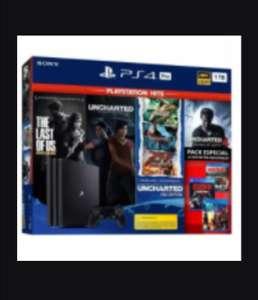 Special Pack PS4 1TB+Juegos