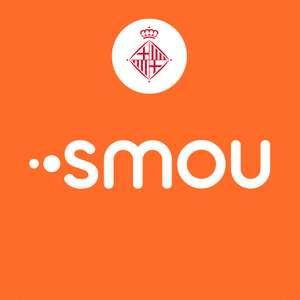 1 Hora gratis de aparcamiento al usar la app Smou