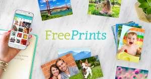 FreePrints 10 fotos + ENVÍO GRATIS NUEVOS USUARIOS