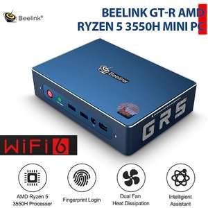 Beelink GTR AMD Ryzen 5 3550H Barebone