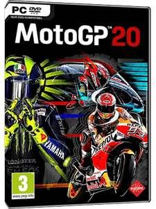Moto GP 2020 versión digital