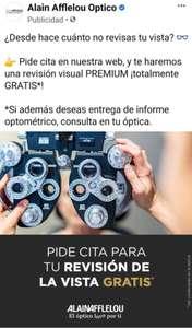 Revisión visual PREMIUM Gratis