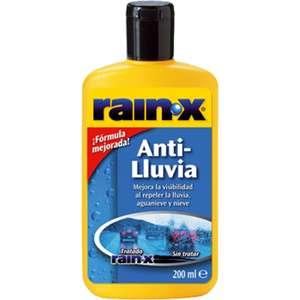 Repelente de Lluvia RAIN'X 200 ml