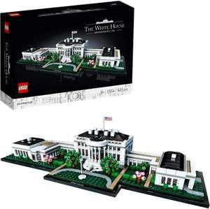 Lego Architecture La Casa Blanca solo 76.5€
