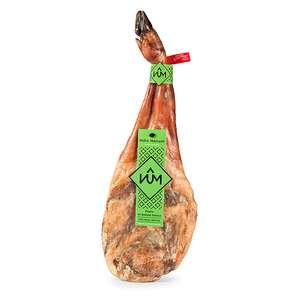 Paletilla de raza 50% Ibérico, etiqueta roja