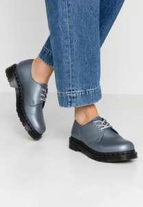 "Dr. Martens ""1461 Gunmetal"" Zapatos mujer"