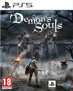 Demon's Souls PS5 (Código de descarga)