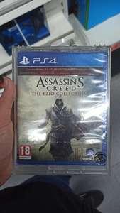 Assassin's Creed The Ezio Collection (PS4) en el Mediamarkt de Santa Cruz de Tenerife (C.C. Nivaria)