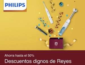 Tienda Philips Oficial, Descuentos De Hasta El 50%, Un descuento digno de Reyes.