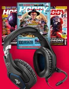 Subscripción a Hobby consolas + Regalo