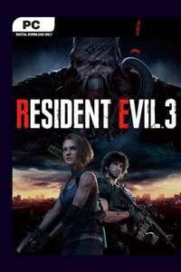 RESIDENT EVIL 3 PC (Steam)