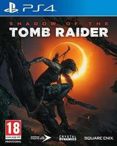 Shadow Of The Tomb Raider para PS4