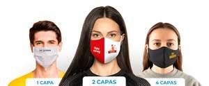 10 mascarillas personalizables a tu gusto
