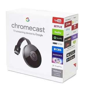Google Chromecast Ultra 4K HDR (AlCampo Alcorcón, Colmenar Viejo)