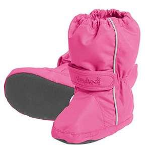 Playshoes Zapatos de Invierno Forro Polar, Botas de Nieve niñas t 16/17 eu