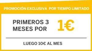 3 meses de suscripción a ElPais por 1€