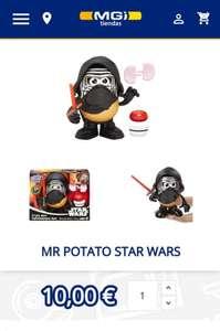 Mr potato Star Wars 10€ tiendas MGI