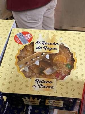 Roscón de Reyes 50%