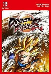 DRAGON BALL FIGHTERZ Nintendo Switch CD key