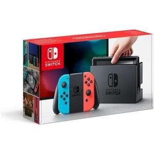 Nintendo Switch a 269.90€ +9.90 de envío