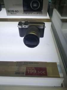 Fujifilm x-a10 + objetivo 16-50 OIS II