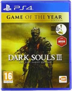 Dark Souls 3 GOTY The Fire Fades (Playstation 4) PAL UK