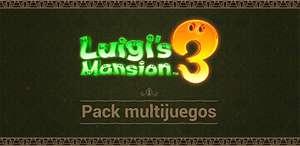 Pack multijuegos de Luigi's Mansion 3 (DLCS) - Nintendo Switch