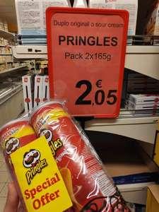 Oferta Pringles pack 2x165
