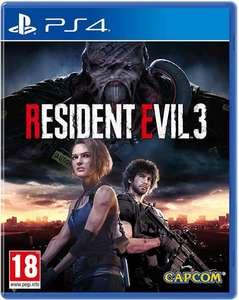 Resident Evil 3 Remake por 29,74 € FNAC y Amazon [PS4]