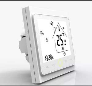 Moeshouse Termostato Wifi compatible con Smart Life / Alexa / Google Home