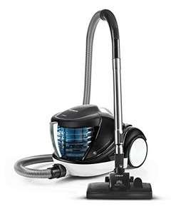 Polti Forzaspira, aspiradora sin bolsa, filtro de agua, 6 accesorios