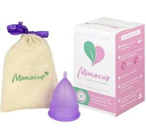 Talla S Mimacup - Copa menstrual Lavanda talla L en descripción