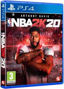 Juego PS4 NBA 2K20