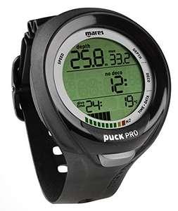 Reloj Mares Puck Pro + Ordenador de Buceo, Unisex Adulto, Negro, Talla única