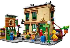 LEGO Barrio Sésamo. 123 Sesame Street