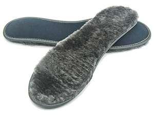 Plantillas para mantener pies calientes. Talla 45, pies anchos