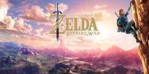 Zelda: Breath of the Wild (Eshop Rusia)