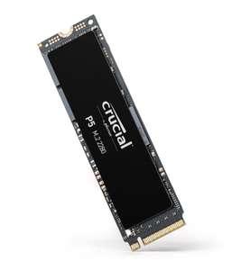 Crucial P5 500GB PCIe M.2 2280SS SSD