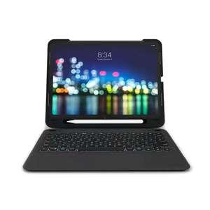 "Zagg Slim Book Go Funda Teclado iPad Pro 12,9"" (3ª gen.) Negro"
