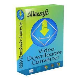 Allavsoft - Video and Music Downloader [Licencia de por vida]