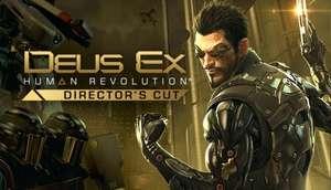 Deus Ex: Human Revolution - Director's Cut para Steam