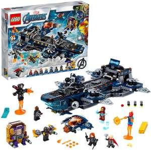 Lego Marvel Helitransporte solo 97.8€