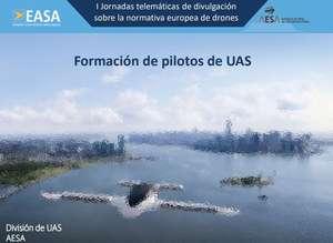 Formación UAS-Certificación EASA ( A1/A3)