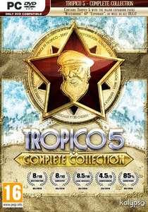 Tropico 5 - Complete Collection Pc