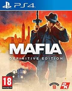 Mafia - Definitive Edition en PS4
