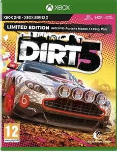 Dirt 5 - Edición Exclusiva Amazon XBOX