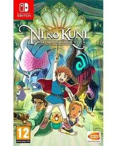 Ni no Kuni: la ira de la Bruja Blanca - Nintendo Switch
